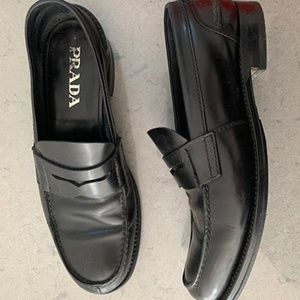 Prada Penny Loafer
